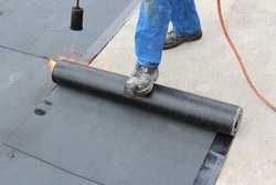 Residential and commercial flat roofs in VA